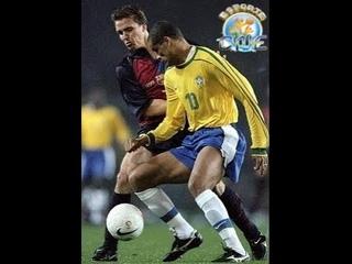Barcelona 2 x 2 Brasil - Jogo Completo