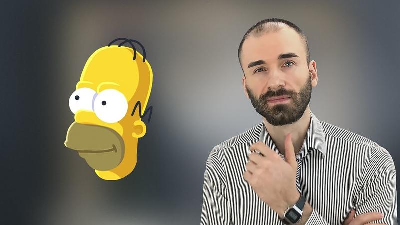 О чём мультик Симпсоны