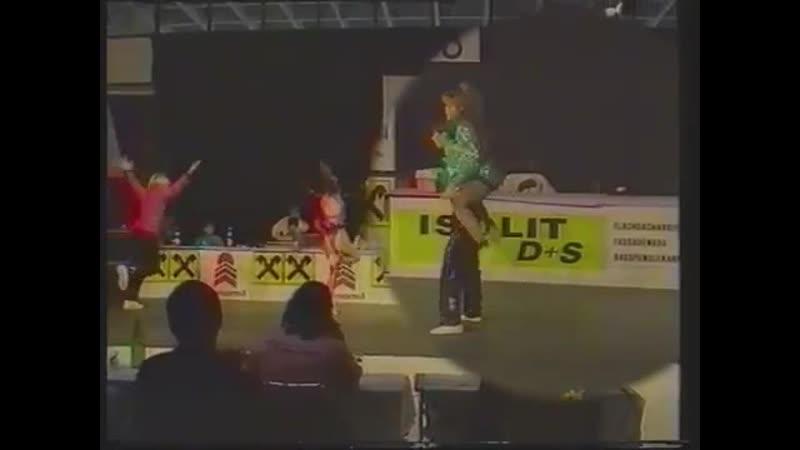 1994 Junioren EM Weiz часть 2 из 5