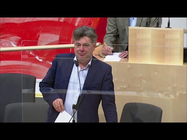 2020 05 26 127 Vizekanzler Werner Kogler Die Grünen Nationalratssitzung ab 19 30 Uhr vom 26 05 202