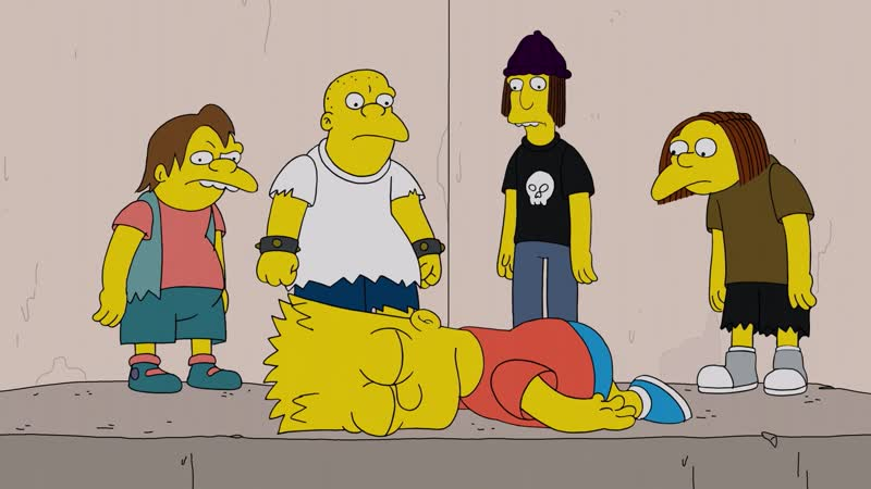 Симпсоны и Американский папаша на 2х2