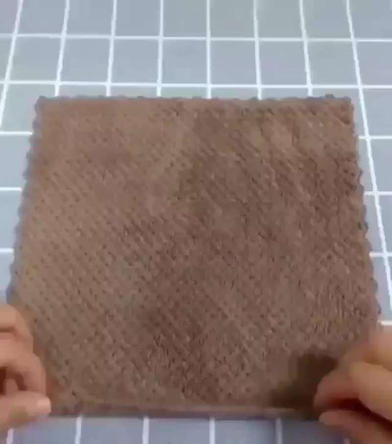 Самодельный мишка из полотенца 🙂