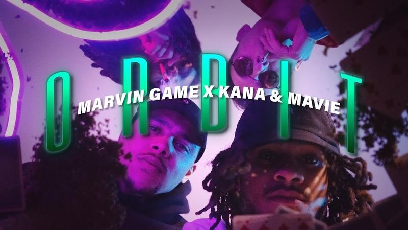 Marvin Game x Kana Mavie Orbit prod by Mafia Mansion Official Video