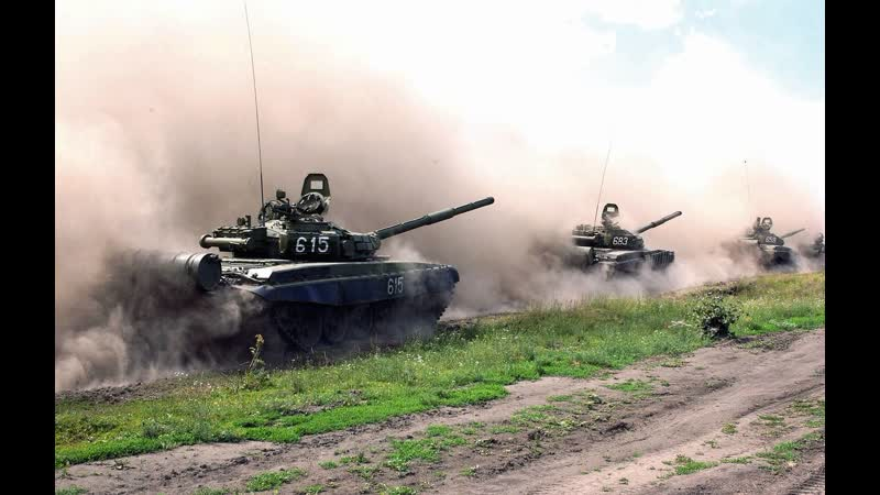 Старый добрый анекдот: 28 танков в 7 рот