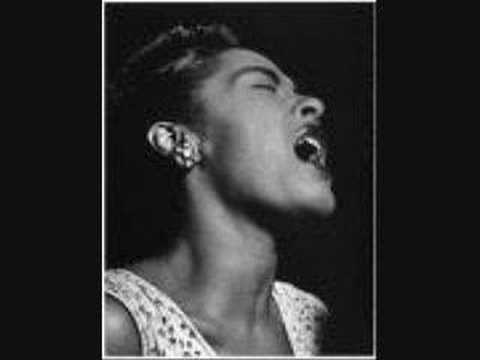 I Cover the Waterfront BIllie Holiday