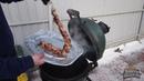 Гибкий шампур в деле | Рецепт свиного шашлыка на гриле BIG GREEN EGG | МАНГАЛКАЗАН.РУ