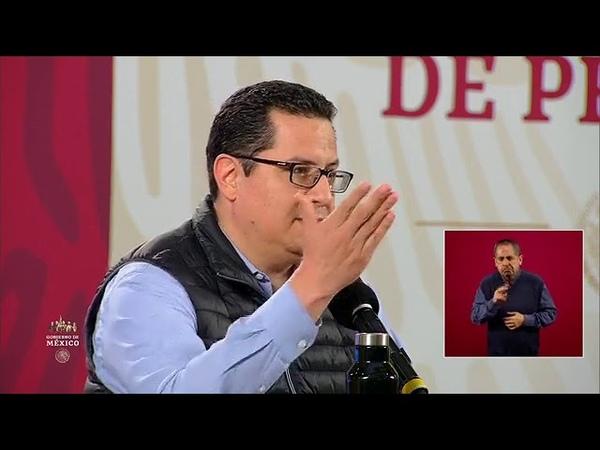 Conferencia Dr Hugo López Gatell 7 Julio 2020 GraciasPorCuidarnos NuevaNormalidad 🚦🚦🚦