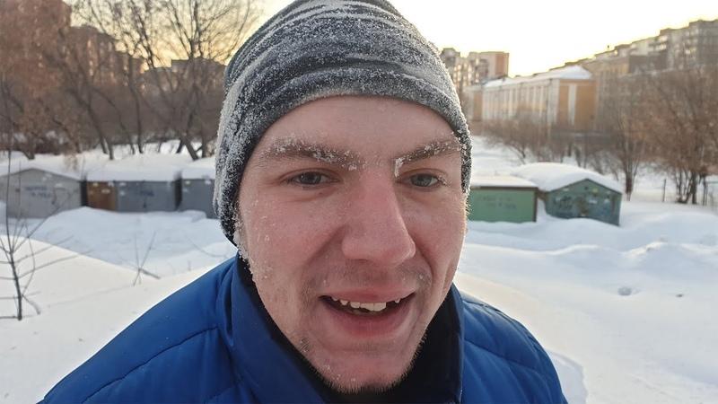 Vlog2019 9 Зимние развлечения детей 90 ых Сальто с гаражей примёрзнуть языком к трубе и тд