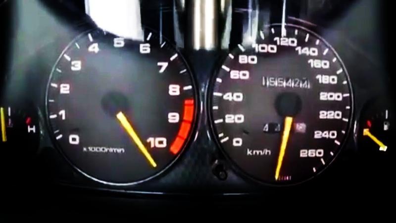 Honda Integra VTEC TURBO 0 320 🔥🔥11000 RPM ACCELERATION