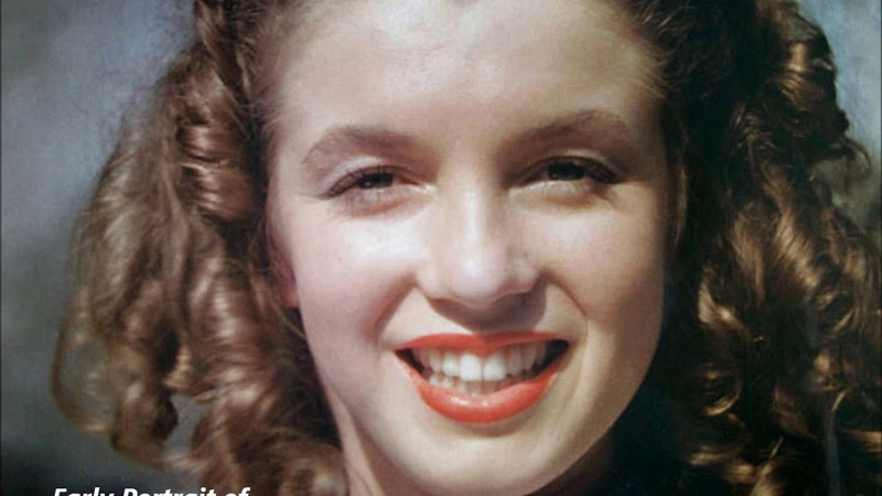 48 Photos Of Norma Jeane Mortenson Before She Became Marilyn Monroe