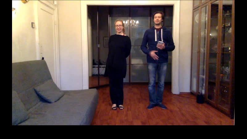WCS с Ростом и Машей