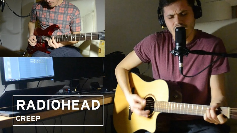 Radiohead Creep cover by Vyacheslav Vorotnikov