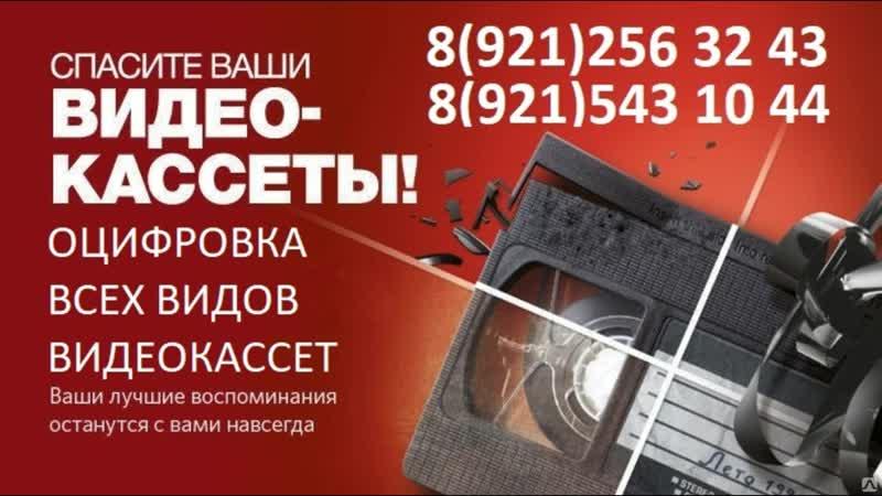 Оцифровка аудио видеокассет Дворик бродячей кошки ул Городецкая 10 Справки 89212563243 89215431033 Череповец
