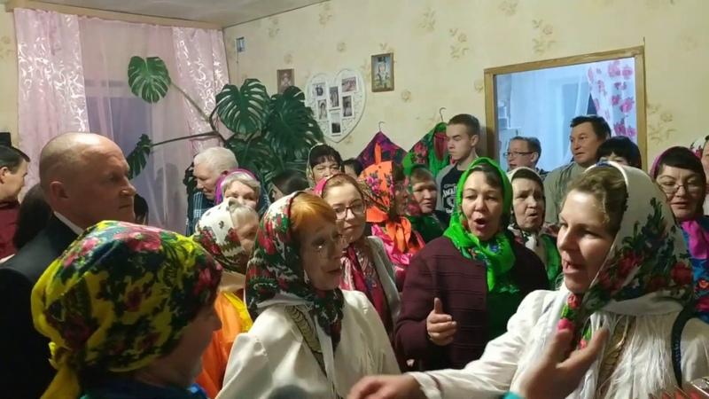 Шерге уна влакым ужатыме муро Провожаем дорогих гостей из Удмуртии и Эстонии Праздник Шорыкйол