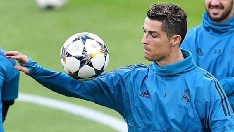Как тренируются лучшие футболисты мира