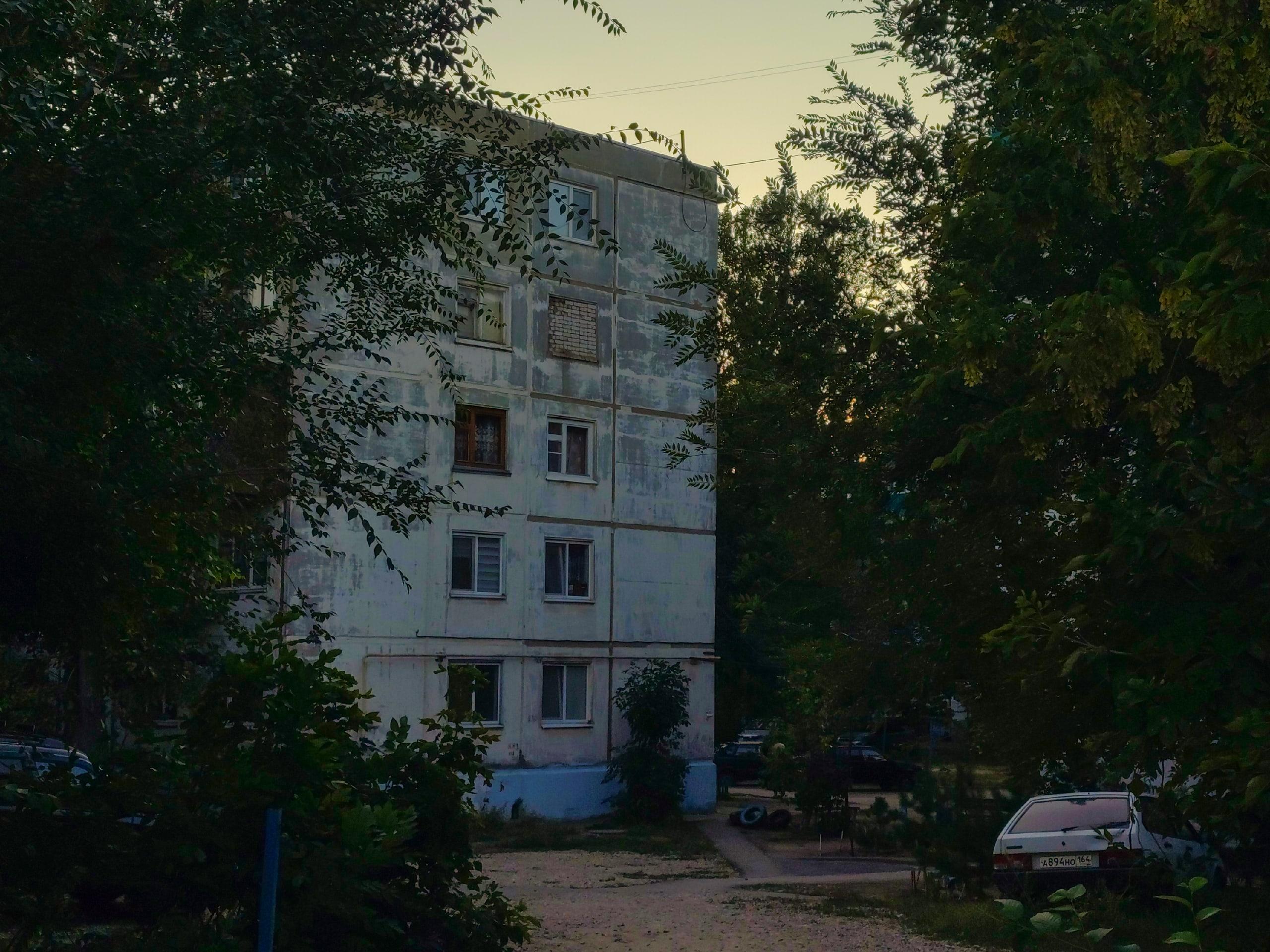 Ебеня Балаково - Фото