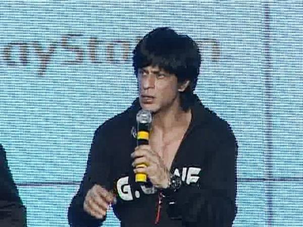 Shahrukh Khan Arjun Rampal Launch Sony Playstation ' The Game'