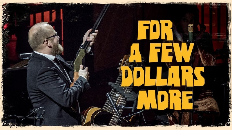 For A Few Dollars More The Danish National Symphony Orchestra (Live)