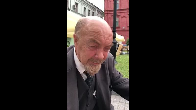 Ленин всегда живой )