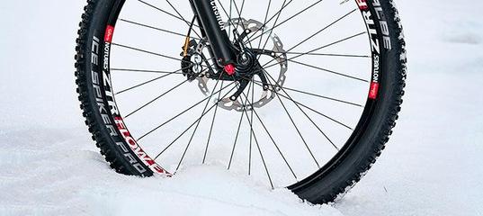 Подготовьте свой велосипед к зиме!