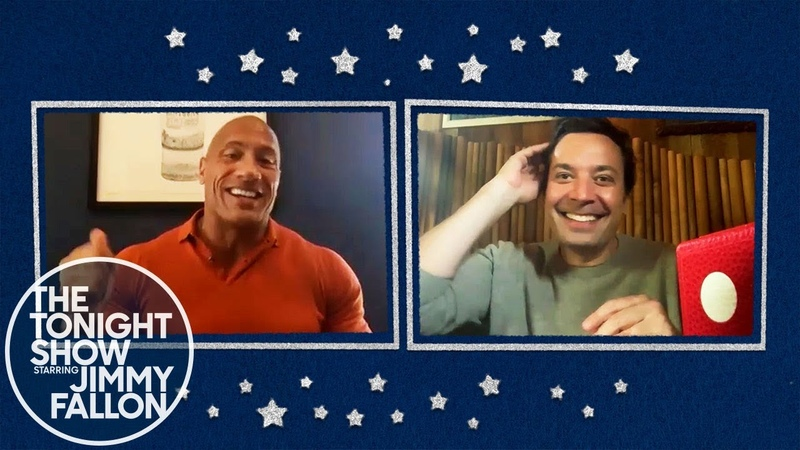 Dwayne Johnson's Mom Spent a Memorable New Year's Eve with Jimmy