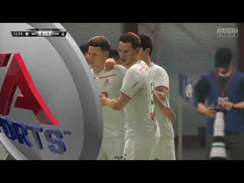 «Интер» 0-1 «Локомотив»