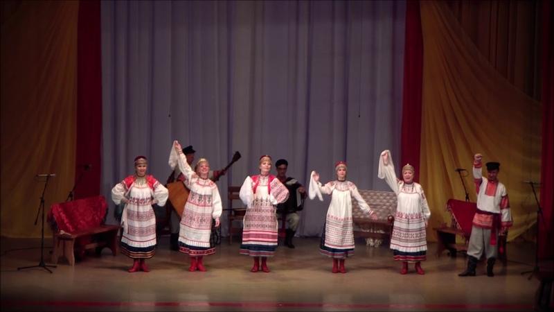 Юбилейный концерт, посвященный 30-летию театра народной песни «УЗОРОЧЬЕ»