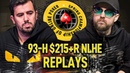 SCOOP 2020 93-H $215 R pads1161 | probirs | mararthur1 Final Table Poker Replays