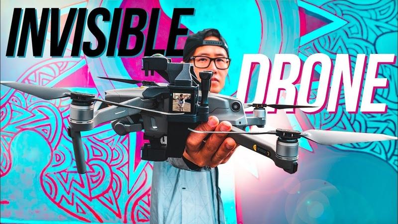 Дрон невидимка с без Insta360 ONE R Aerial Edition Плюсы и Минусы