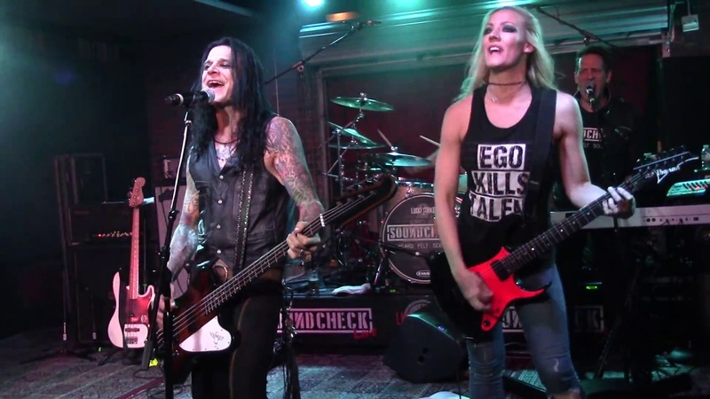 SCHOOL'S OUT MEMBERS OF ALICE COOPER SOUNDCHECK LIVE Lucky Strike