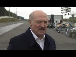 Лукашенко о коронавирусе: Если ты целовался с кем-то, то целуйся дальше