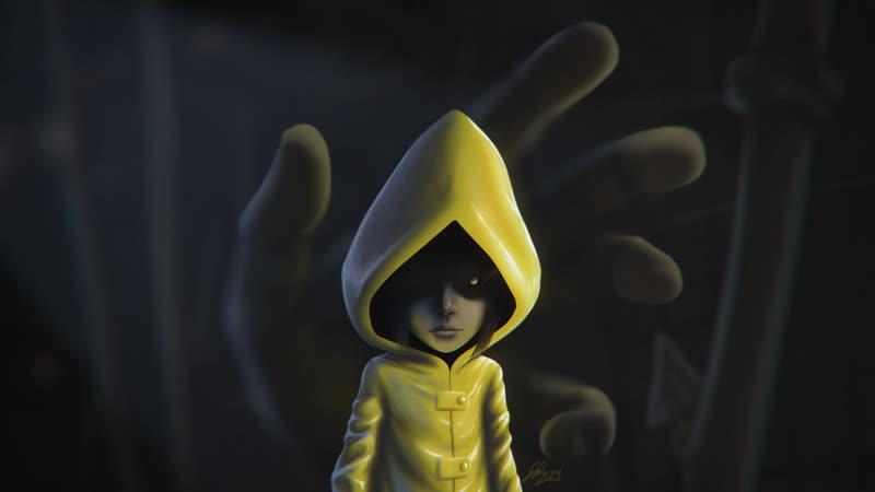 Little Nightmares Стрим прохождение часть 2