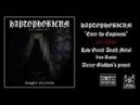 HAPTOPHOBICUM - ''Enter The Emptiness'' [raw occult death metal, Russia, full album]