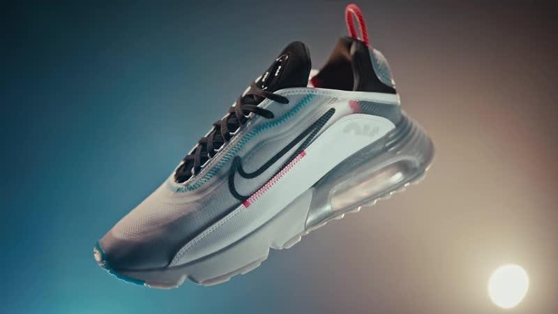 История Nike с Air Max 90 по 2090 перевод bbbarcode