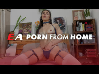 [LIL PRN] Evil Angel - Brooklyn Gray - Porn From Home  1080p Порно, Anal, Brunette