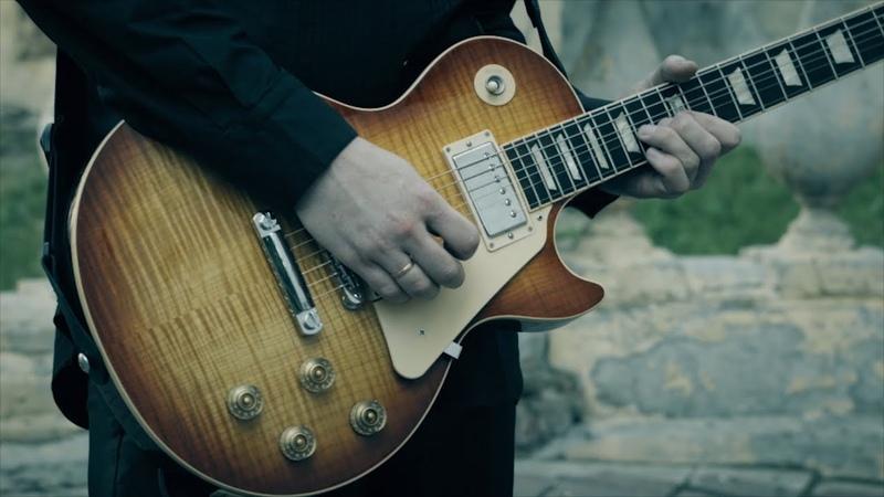 AMELCHENKO Обычная жизнь Solo guitar rock ballad Instrumental guitar music