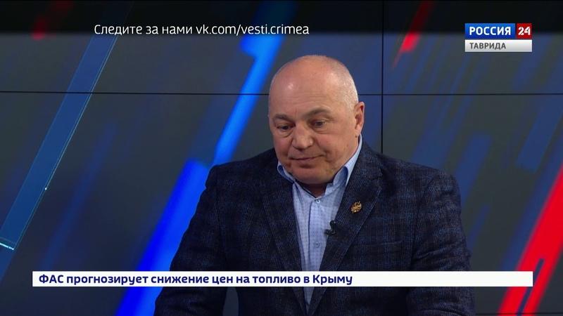 Экс командир крымского батальона Беркута рассказал о событиях 2014 года