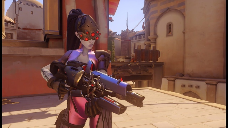 Overwatch A Full Closed Beta Match in 1080p 60fps