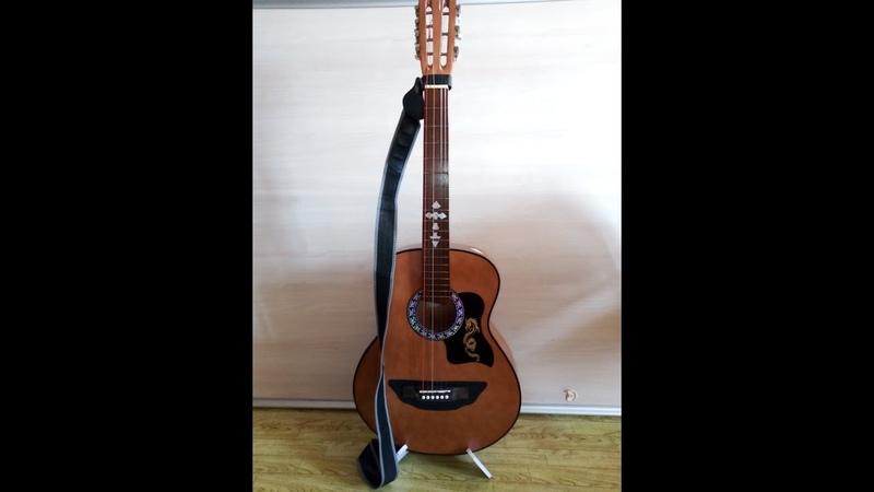 Изменение гитары семиструнки на шестиструнку смотреть онлайн без регистрации