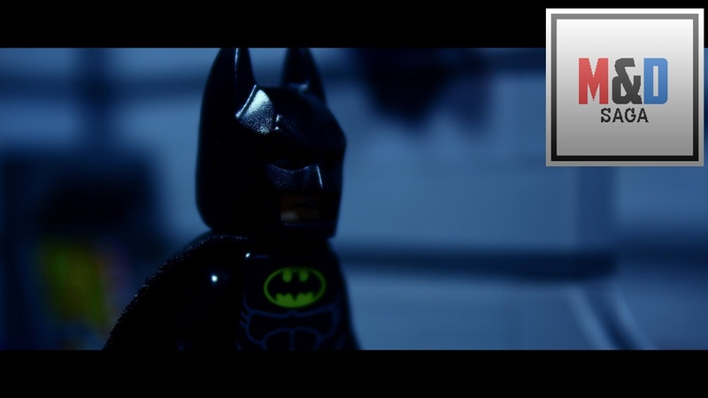 LEGO Batman the Gotham knight TEASER ЛЕГО Бэтмен рыцарь Готэма ТИЗЕР