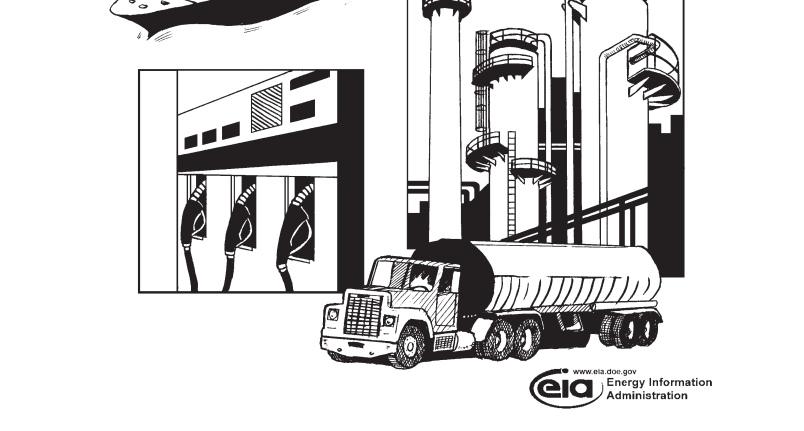 Отчет на сайте американской EIA (Energy Information Administration) рассказывает о падающих с марта ценниках на топливо в США