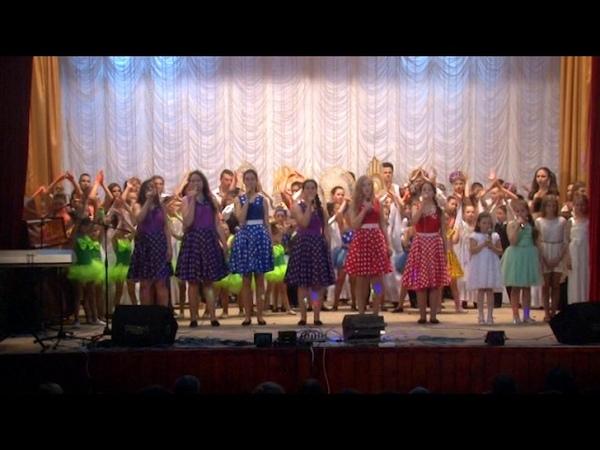 Отчетный концерт 2016 г. учащихся Кагальницкой ДШИ им.М.И.Глинки Азовского района 33