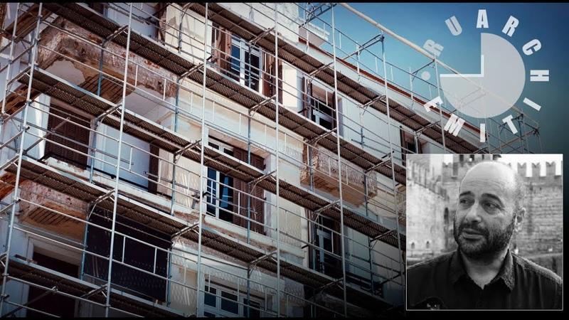 Архитектура прошлого в будущем Основные идеи реновации