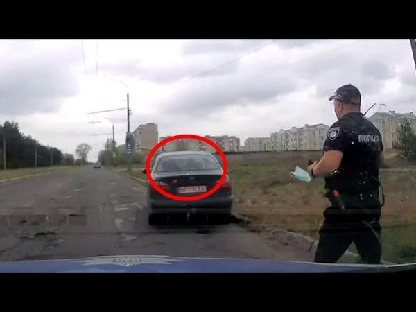 Патрульні Луганщини затримали п*яних автомобілістів на травневі свята