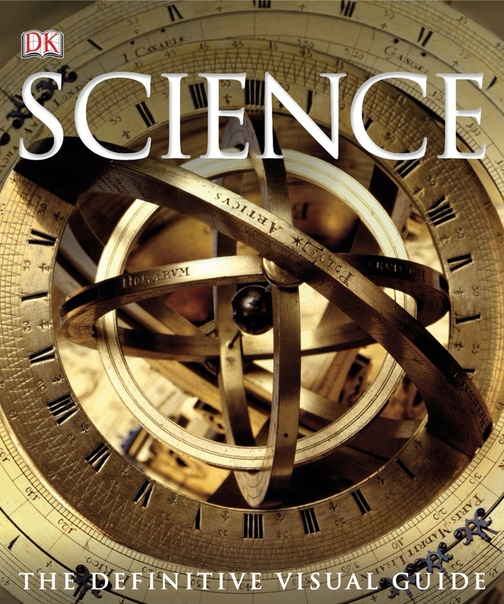 Science The Definitive Visual Guide by DK