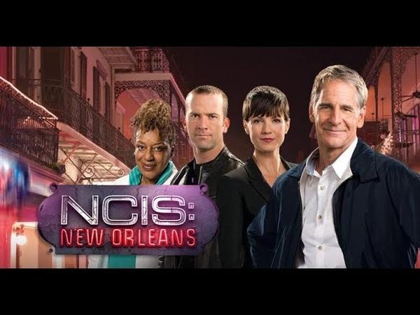 Заставка к сериалу Морская полиция Новый Орлеан