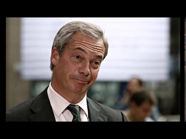 """22.06.2020 Nigel Farage """"Nikdy som nevidel toľko ľud ktor sa boja hovoriť čo si myslia"""