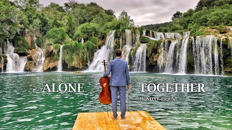 HAUSER 'Alone Together' from Krka Waterfalls