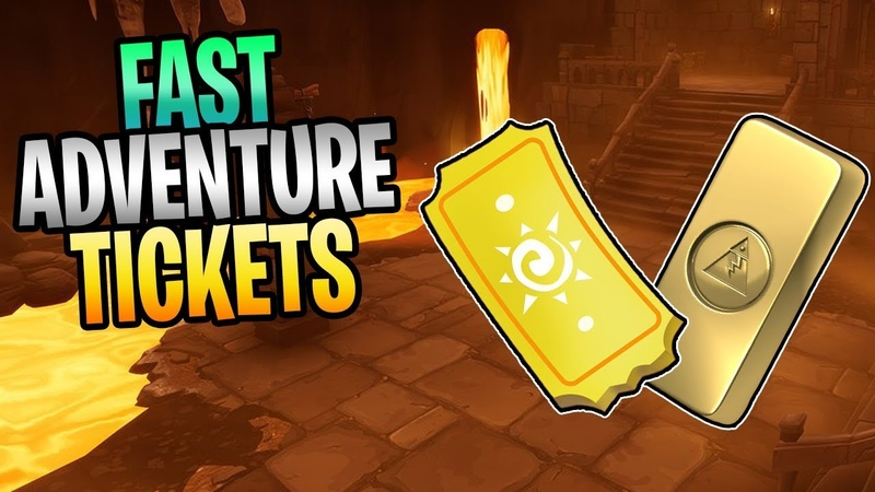 Farm Adventure Tickets FAST Inferno Dungeon Shortcuts And Tips With Isherwood