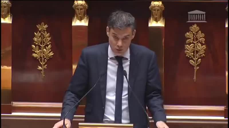 Archive Le d put Olivier Faure sur lamn sie traumatique dissociative